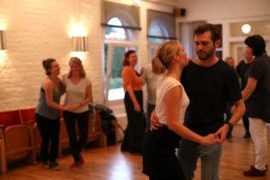 Swing tanzen im MAXIXE