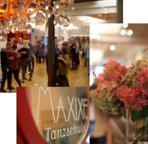 Collage Tanzvergnügen im MAXIXE